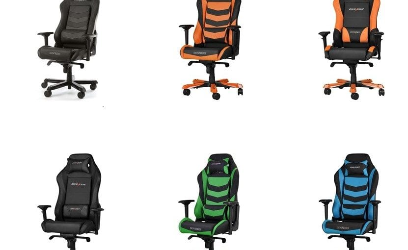 dxracer iron series test