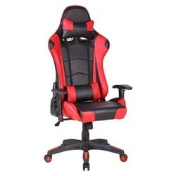Chaise Gaming De Luxe IWMH Racing Racersedia3
